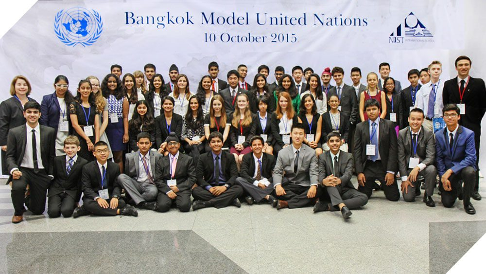 Model United Nations: Closing the Gap