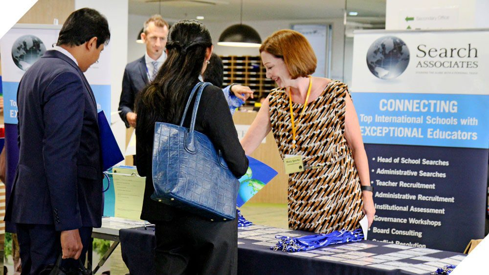 Search Associates Hosts Leadership Fair at NIST