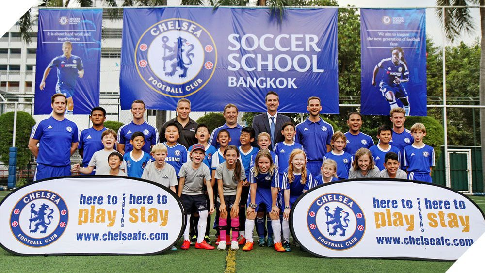 NIST Officially Launches Partnership with Chelsea FC
