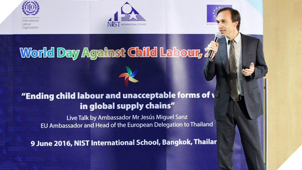 Taking Child Labour out of Supply Chains