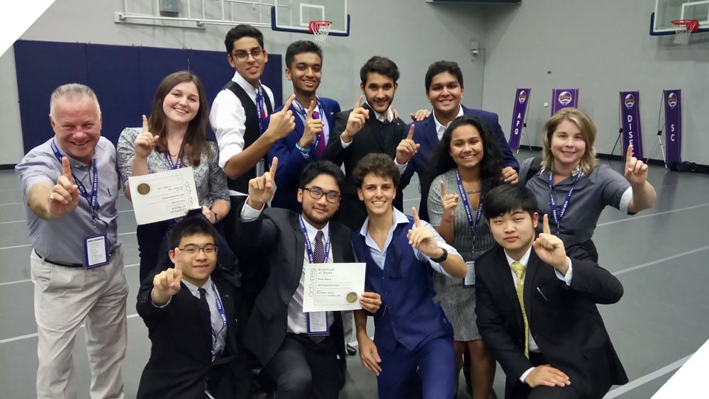 Empowering Youth through Model United Nations