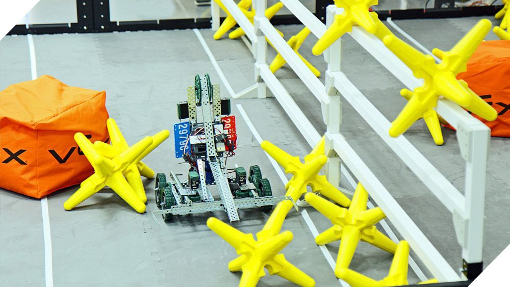 NIST Students Take Top Honors at Bangkok Vex Robotics Competition