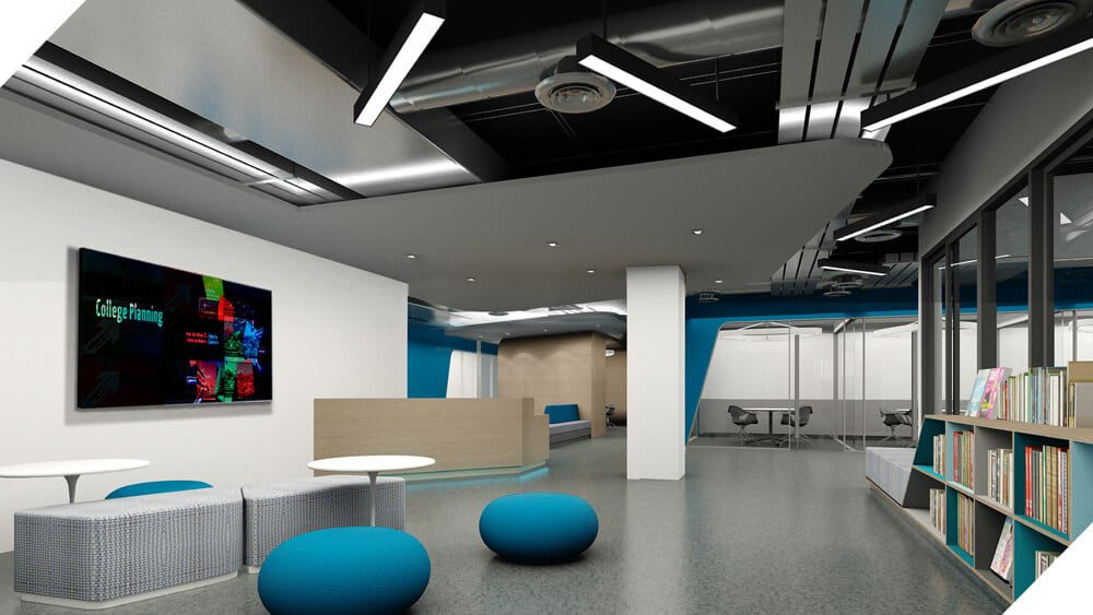 Rethinking Learning Spaces for 21st Century Schools