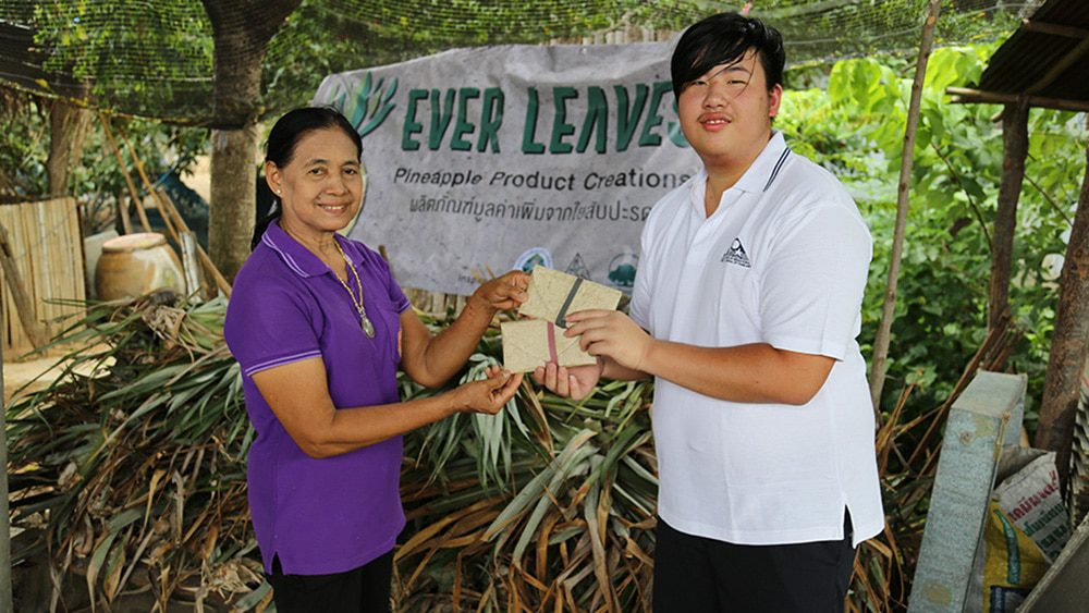 Putting Sustainability into Practice with Everleaves