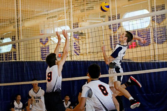 2015 Super SEASAC Volleyball & Football Tournaments at NIST 2