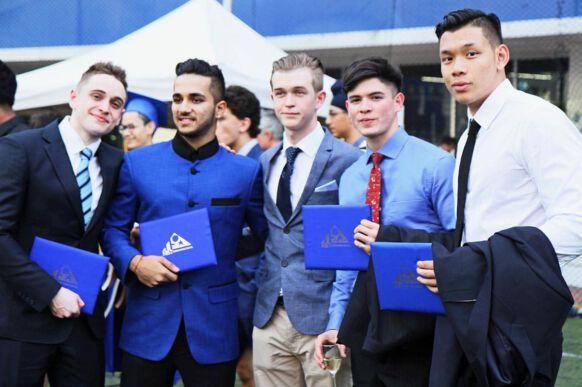 NIST Class of 2016 Graduation Reception 01