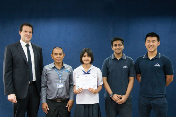 NIST 2017 Microcredit Bank Scholarship Recipients 011