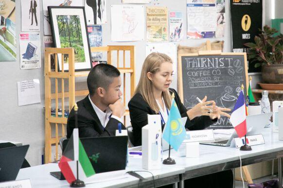 2018 Bangkok Model United Nations Conference at NIST International School in Bangkok, Thailand